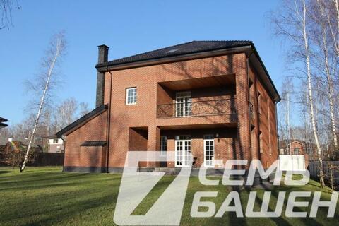 Дом 705м2 новая отделка и мебель в кп Летова Роща - Фото 4