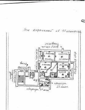 Продается 4-комнатная квартира 109.8 кв.м. на ул. Звездная - Фото 1