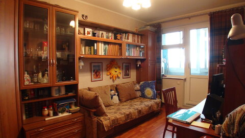 Трехкомнатная квартира, Москва, ул. Героев Панфиловцев, дом 1к2 - Фото 5
