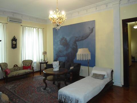 Сдается эксклюзивная 4-х комнатная квартира в центре Москвы. - Фото 4