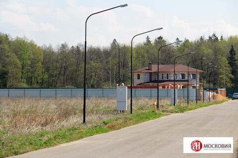 Участок в поселке со своей инфраструктурой, 39 км от МКАД по Киевскому - Фото 2