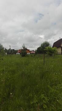Продам участок- 11 соток в Серпуховском районе - Фото 1