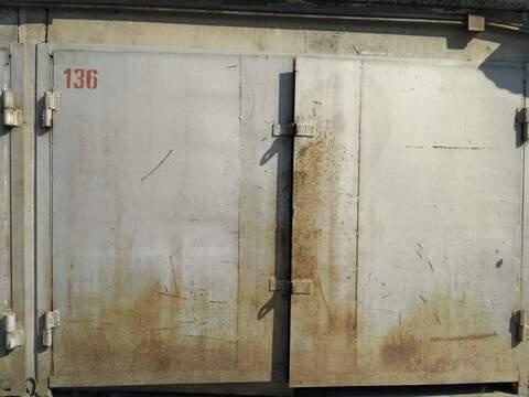 Продаю: бокс, 18 м2, м.Площадь 1905 года - Фото 1