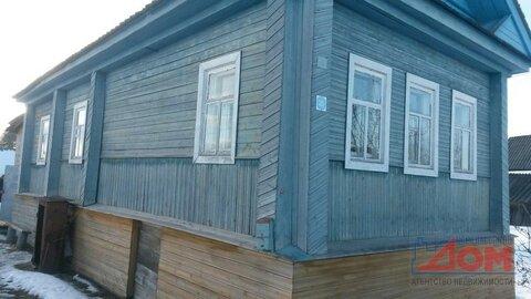 Дом в п. Новокемский, 3 км до Белого озера - Фото 1