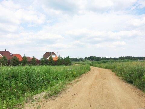 Участок 20 сот. с панорамным видом в д. Сурмино, 39 км от МКАД - Фото 5