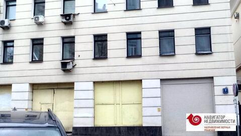 Офис на Нижнем Кисловском. Арбат - Фото 1