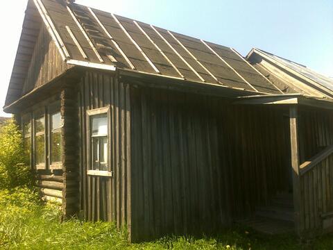 Дом с баней на участке 18 сот, Продажа домов и коттеджей Ревезень, Перевозский район, ID объекта - 502226954 - Фото 1