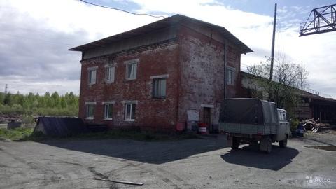 Складская база с козловыми кранами. Качканар (Свердловская область). - Фото 4