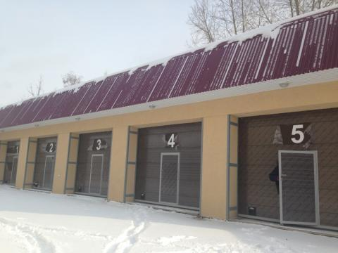 Теплый бокс 46 кв. на пр. Ленина в Кемерово. - Фото 1