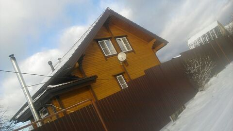 Дом 112кв.м в СНТ в черте города Наро-Фоминск - Фото 3