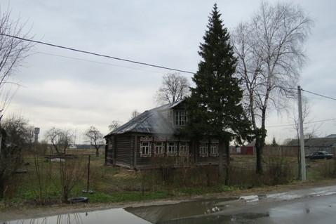 Дом с печкой, Баня, 25 соток, д. Шаблыкино - Фото 2