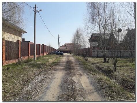 Красивый участок 15 соток в тихой и уютной деревне Горчаково - Фото 3
