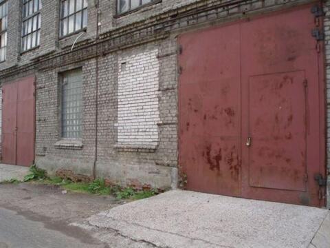 Сдам складское помещение 451 кв.м, м. Бухарестская - Фото 1