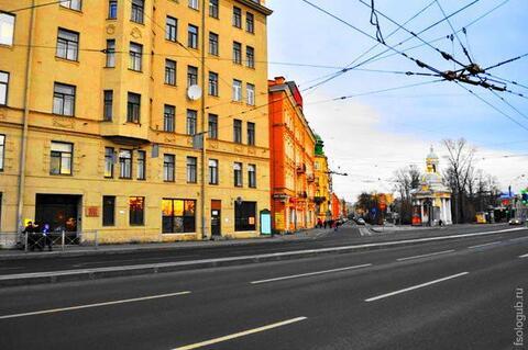 Видовая квартира на Ждановской наб. 3 - Фото 1