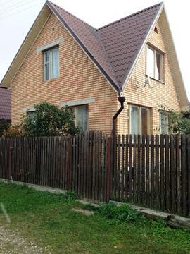 Продается садовый дом с баней в Новой Москве, вблизи село Кленово - Фото 1