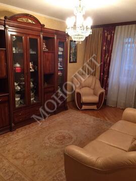 Двухкомнатная квартира. г. Москва, Осенний бульвар дом 5к2 - Фото 2