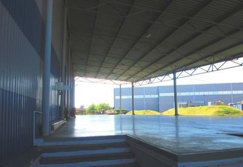 База с ж/д веткой, склады 1000 м2 - Фото 2