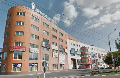 Центр. Торговое помещение на красной линии в трц. 1-й этаж. 850 кв.м. - Фото 1