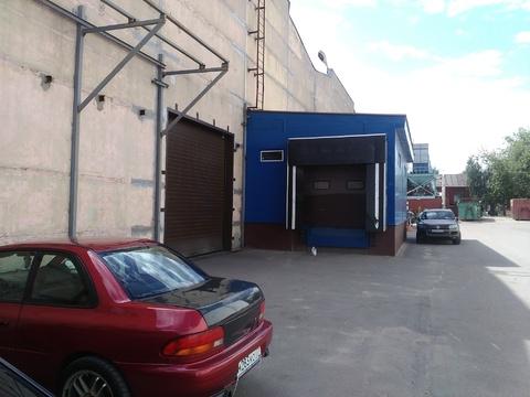 Производственное помещение 750 м2 - Фото 2
