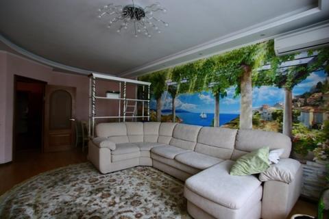 Аренда - 3х ком. квартира с евроремонтом м. Славянский бульвар - Фото 2