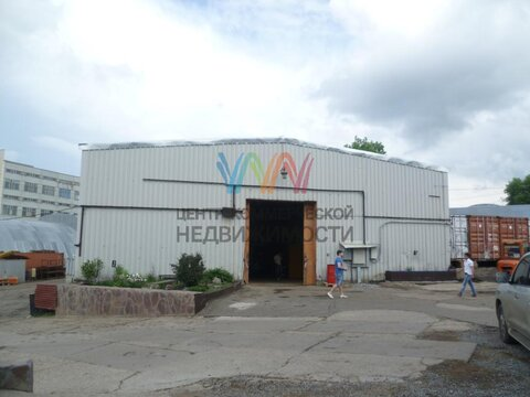 Аренда склада, Уфа, Ул. Пархоменко - Фото 1