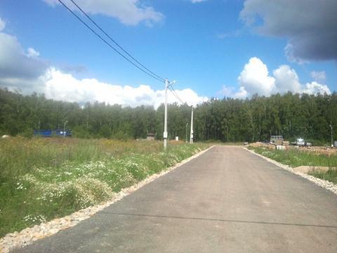 Участок без подряда на Киевском шоссе - Фото 1