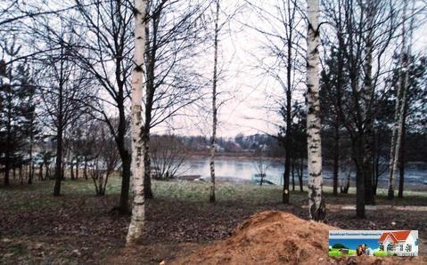 Участок на берегу реки, 24 сотки, МО, Рузский р-н, 100 км от МКАД. - Фото 4