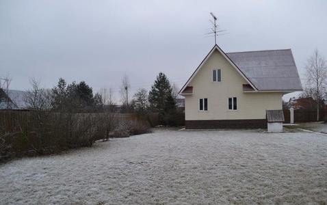 Дом 160 кв.м, Участок 10 сот. , Киевское ш, 35 км. от МКАД. - Фото 3