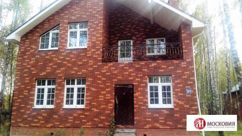 Кирпичный дом 180 кв. м, 30 км от МКАД, ПМЖ, Новая Москва - Фото 2