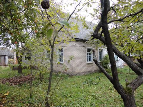 Половину дома по ул.Титова, Продажа домов и коттеджей в Витебске, ID объекта - 500502402 - Фото 1