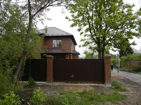 Дом 280 кв.м, Участок 6 сот. , Боровское ш, 16 км. от МКАД. - Фото 2