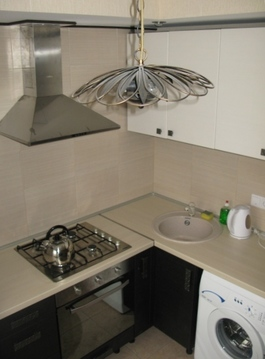 2-комнатная квартира на длительный срок в тихом районе - Фото 2