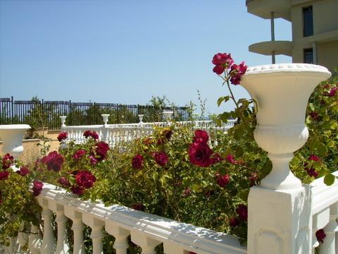 2к.апартаменты 54 кв.м у моря в курортном пос.Синеморец в Болгарии - Фото 5