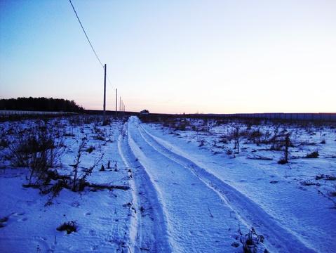 Уучасток 20 сот. в ДНП «Семеновское», с. Семеновское, Ступинского р-на - Фото 2