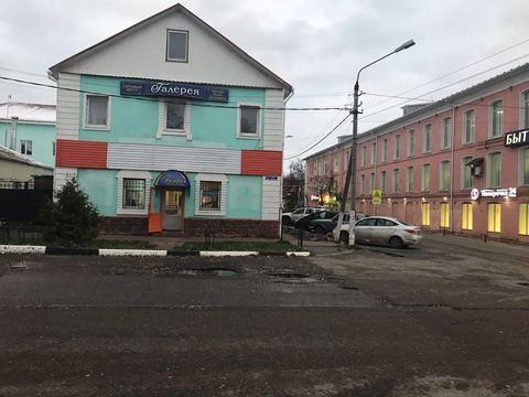 Помещение свободного назначения 1800 км.м, г. Егорьевск - Фото 1