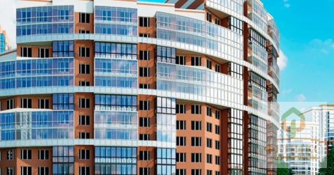 3 к кв на 13 этаже 24-этажного дома в ЖК Калина-Парк 2 - Фото 3