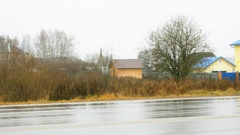 Участок с домиком в Волоколамске на Северном шоссе в 100 км. от МКАД - Фото 1
