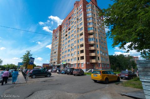 2к квартира 60,7 кв.м. Звенигород мкр. Пронина, д.2 - Фото 2