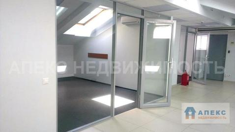 Аренда офиса 292 м2 м. Таганская в бизнес-центре класса В в Таганский - Фото 1