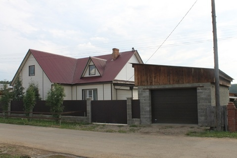 Коттедж 132 кв.м. с.Пивовариха - Фото 1