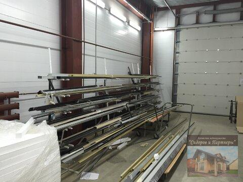 Производственнно-складской комплекс с земельным участком - Фото 3