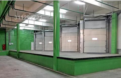 Под склад, отапл, выс.: 12 м, стеллажи, логист. услуги, на огорож. ох - Фото 4