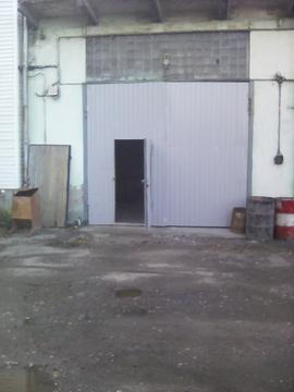 Сдаётся бокс под склад, автосервис в Ленинском районе - Фото 5