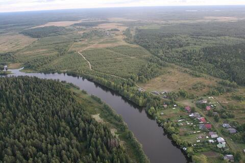 Участок на реке Нерль - Фото 1