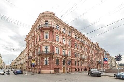 Продается 7 к. 2-х сторонняя квартира на набережной реки Мойки 82 - Фото 2