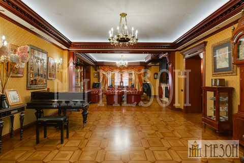 Продается пентхаус с террасой с дорогим ремонтом в классическом стиле. - Фото 2