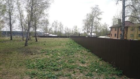 Продается земельный участок, Перхурово, 8 сот - Фото 2