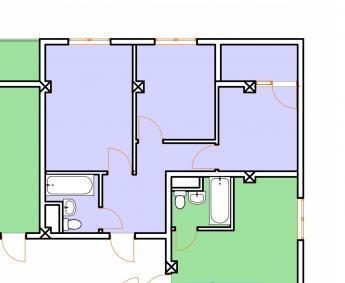 Объявление №38120602: Продаю 3 комн. квартиру. Сочи, ул. Каспийская, Каспийская,