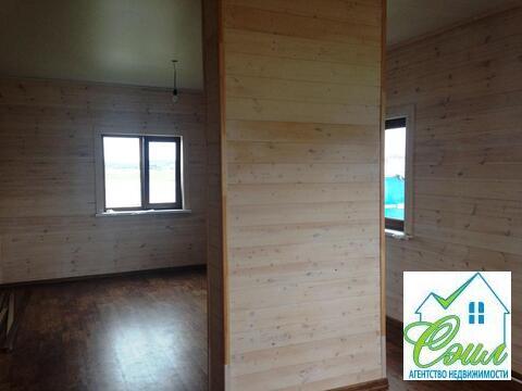 Дом 160 кв, м, 10 соток в деревне Шарапово - Фото 4