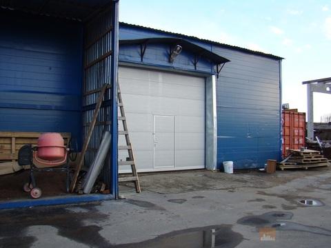 Производственно-складской комплекс в 10 км от КАД, 2000 кв.м - Фото 2